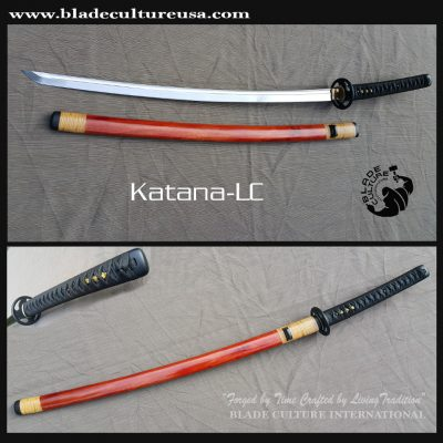 Katana for lightweight cutters and demo exhibitions.