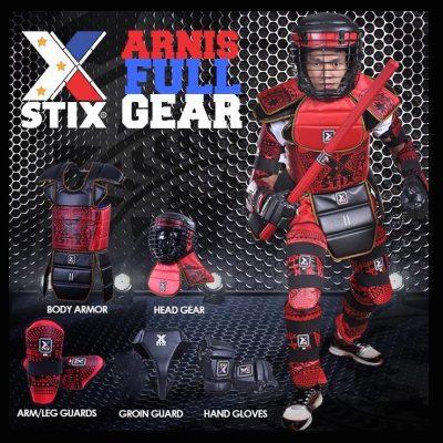 Stix Armor full gear